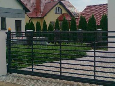 Ogrodzenia 3